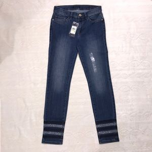 NWT Tommy Hilfiger Greenwich Straight Jeans sz 4